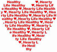 Healthy heart logo