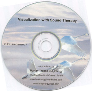 Visualization & Sound Therapy CD