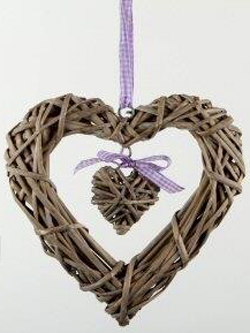 Willow heart